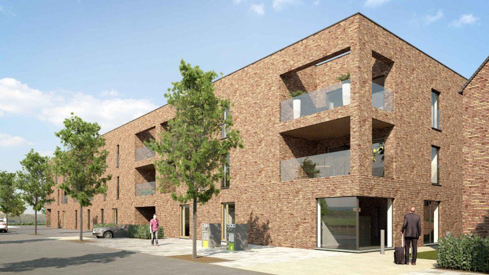Apartments 8-1